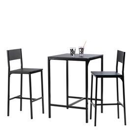 SET 1 TABLE+2 CHAISES 'KOOL'