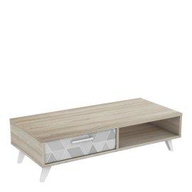 TABLE BASSE 1T/1N 'SLIDE'