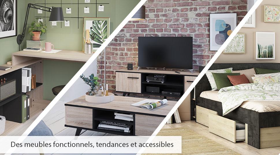 Demeyere - Des meubles tendances, fonctionnels et accessibles