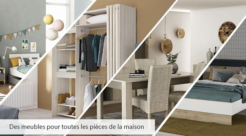 Demeyere - Des meubles pour toutes les pièces de la maison