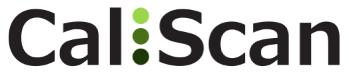 CalScan logo