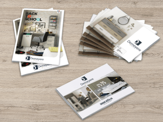 Demeyere catalogues