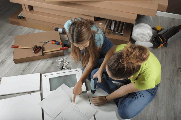 Demeyere montage de meuble